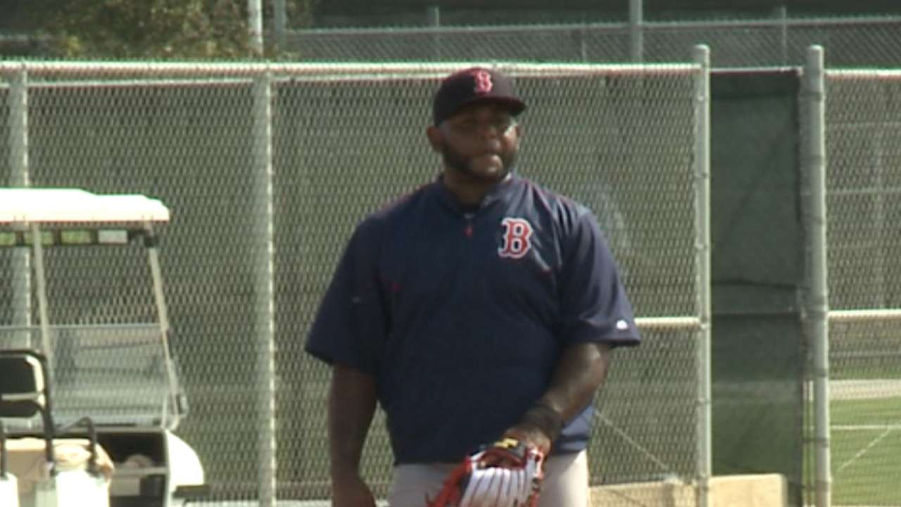 Red Sox on new faces in 2015