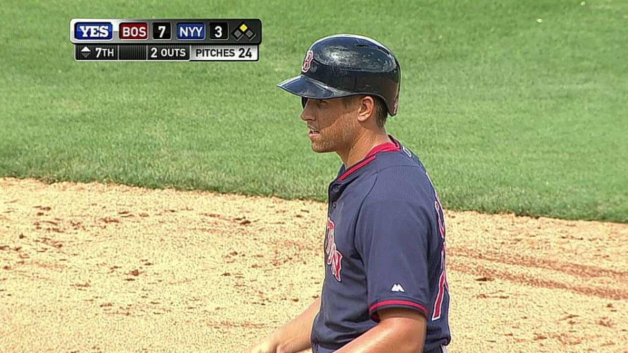 Cecchini's two-run double
