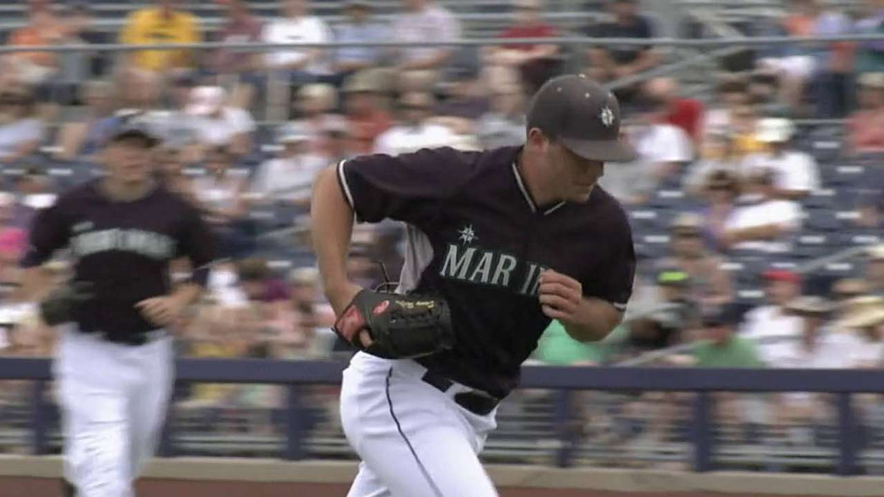 Hultzen hopes relief role helps maintain health
