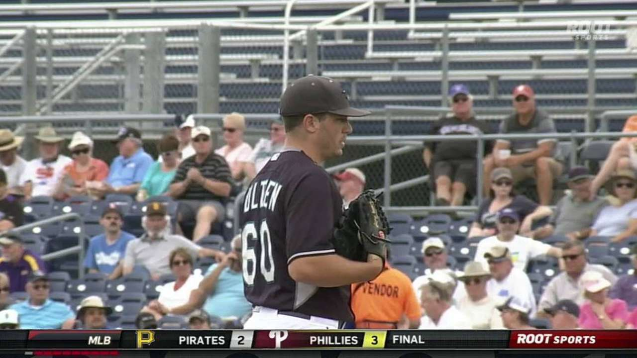 Hultzen among first round of cuts for Mariners