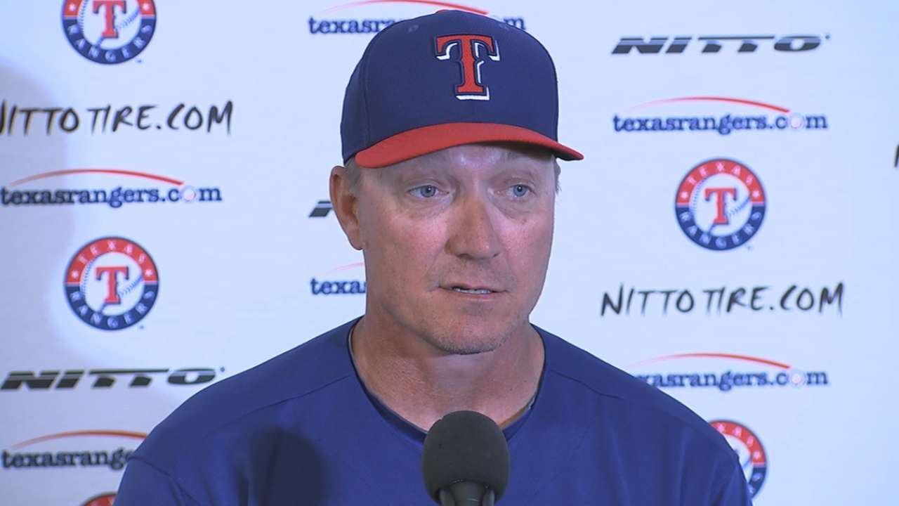 Banister believes Andrus' defense can be golden