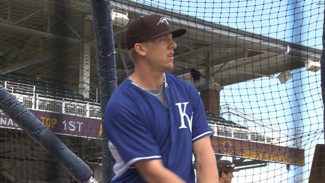 Prospects, vets Gee, Wang among KC camp invites