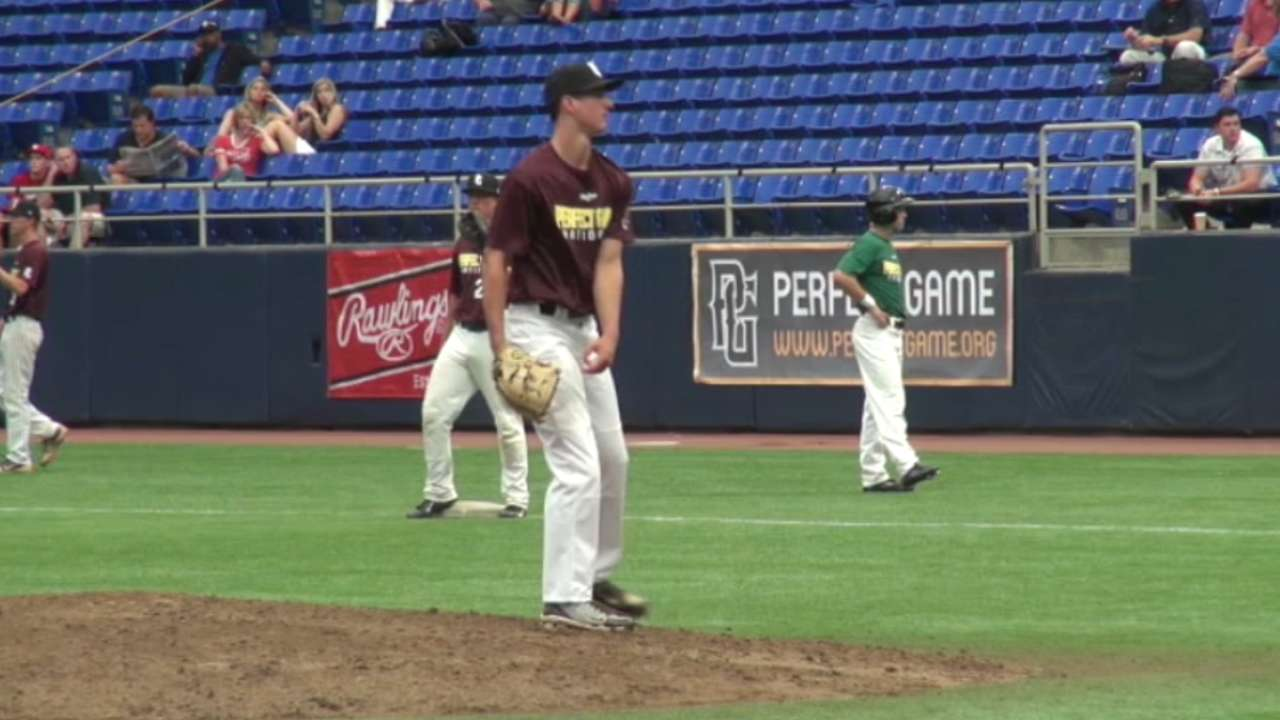 Top Prospects: Griffin, KC