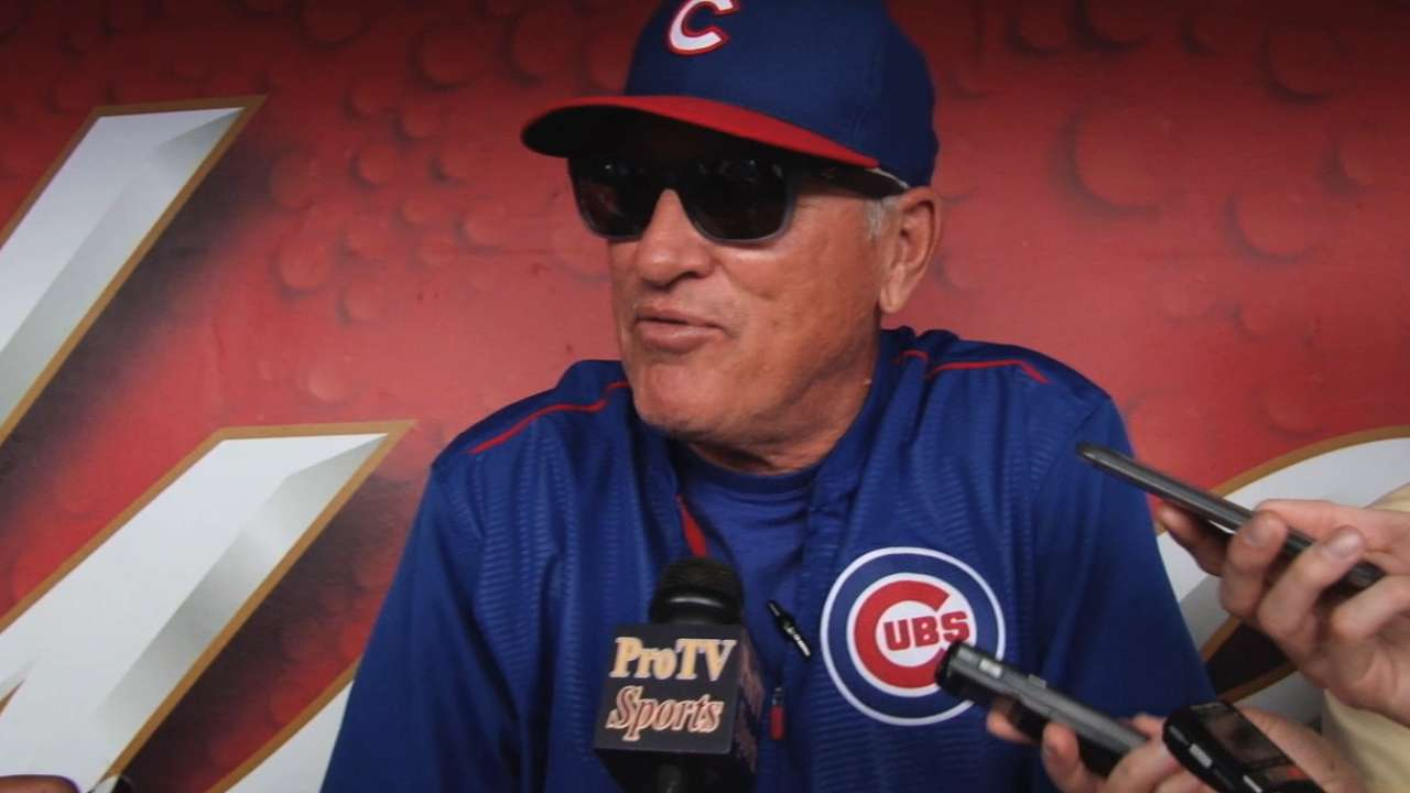 Maddon: Ferrell helps connect MLB to wider audience