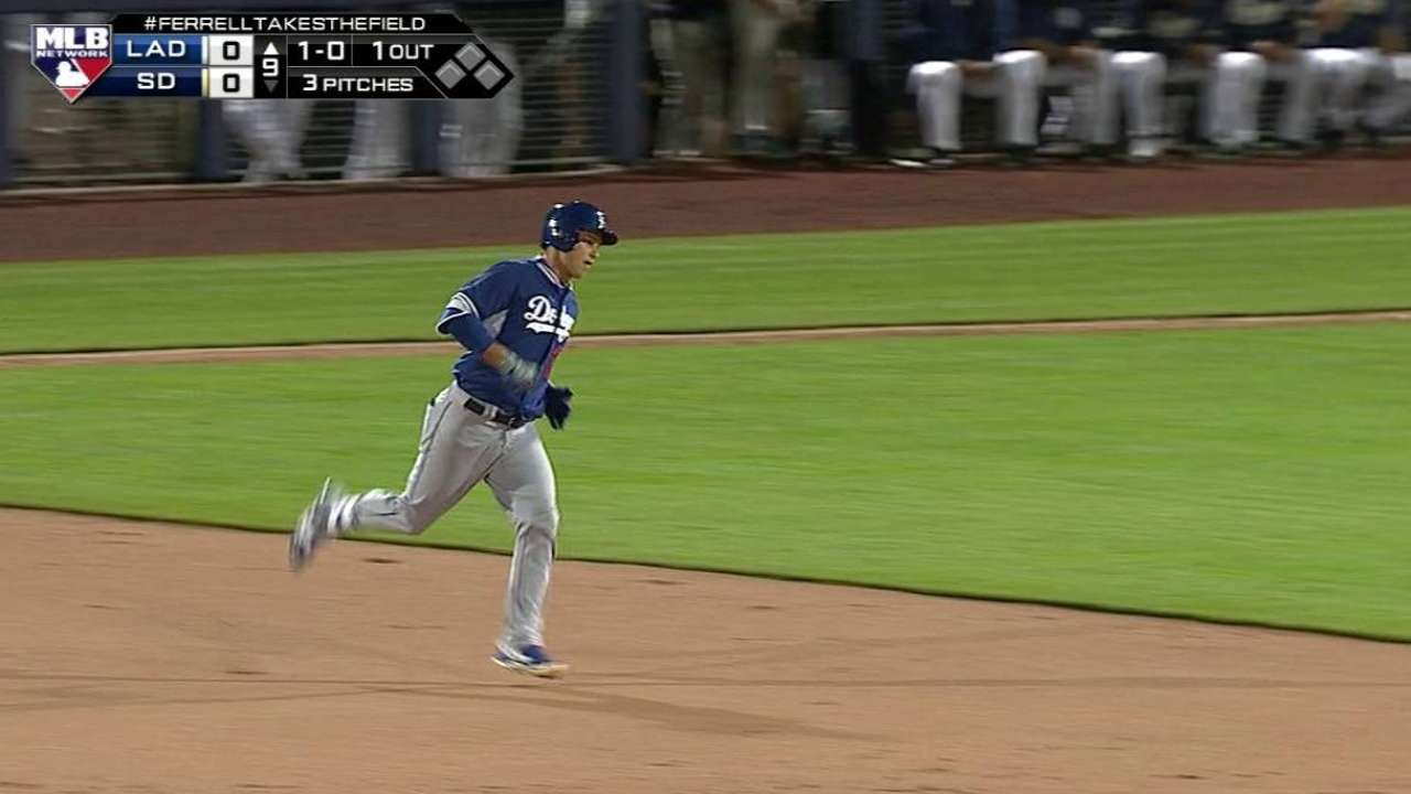 Pederson's HR lifts LA after Ryu's stellar debut