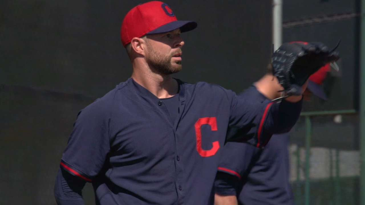 Allen in 'perfect spot' for Opening Day after new spring routine
