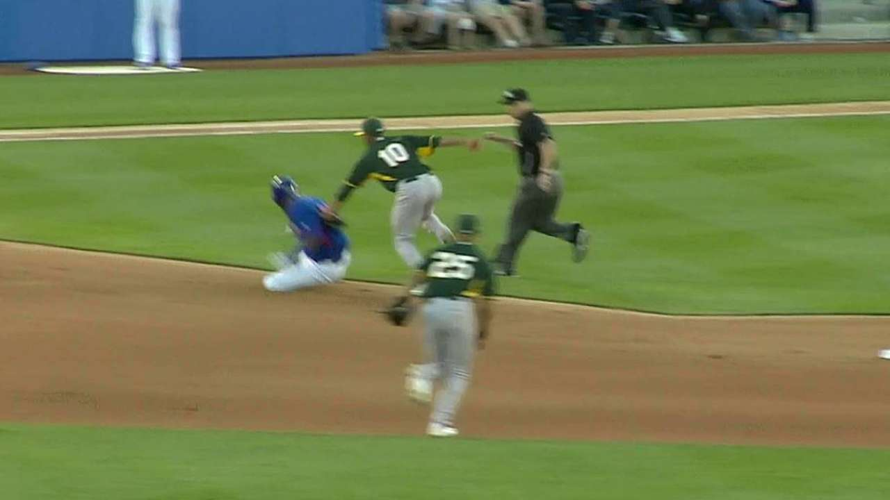 Vogt throws out Lake