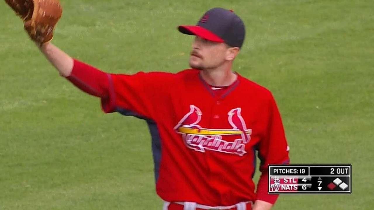 Cardinals send five players to Minors camp