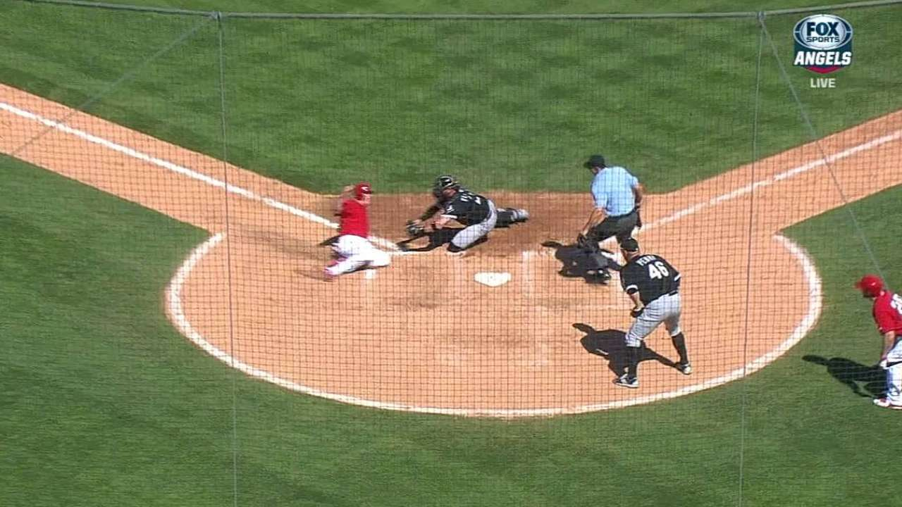 Thompson's bases-loaded DP