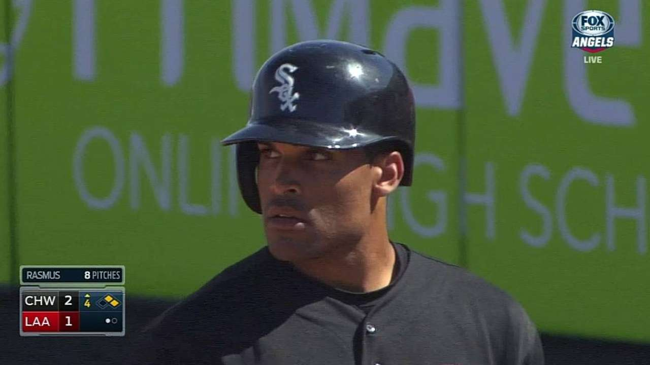 Johnson making a convincing case to be White Sox keystone