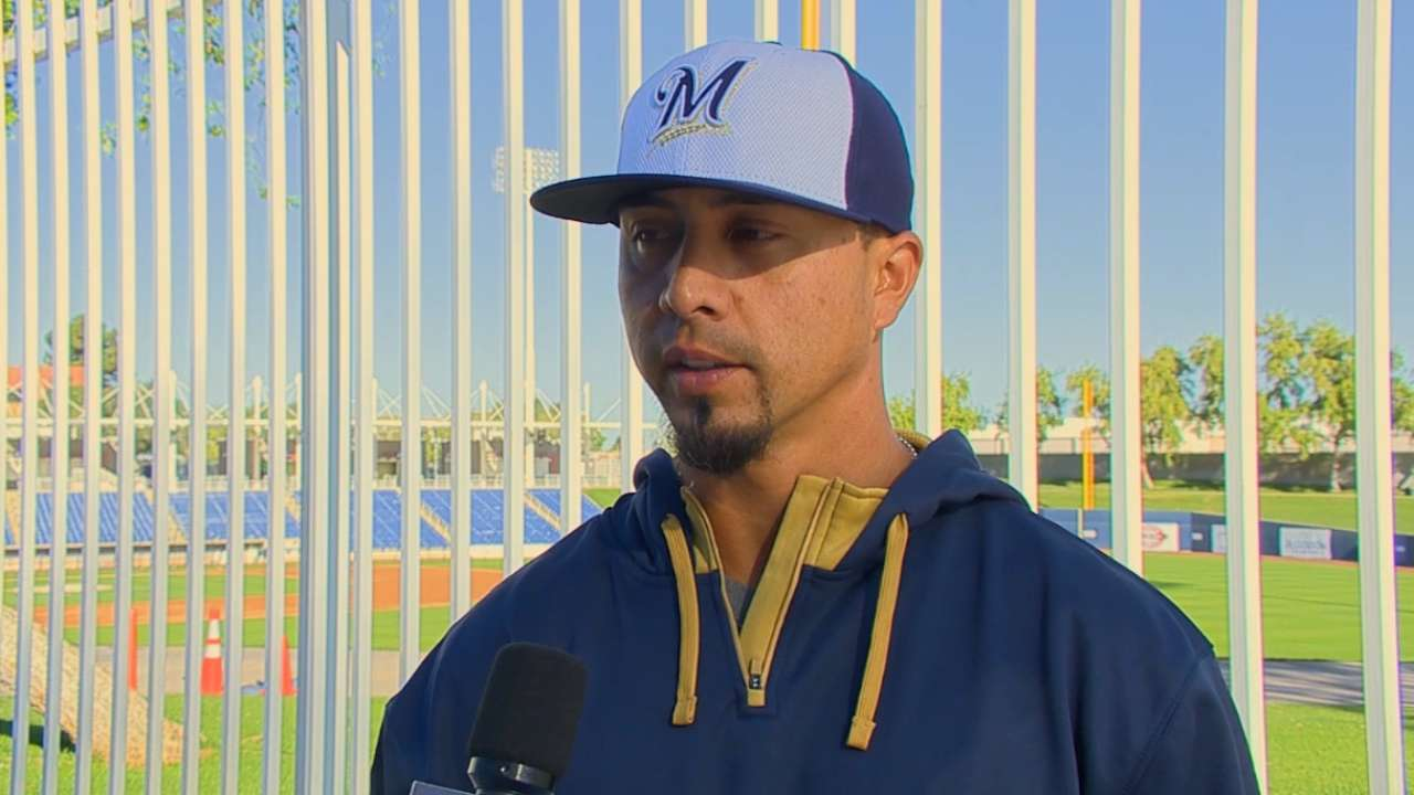 Lohse named Brewers' Opening Day starter