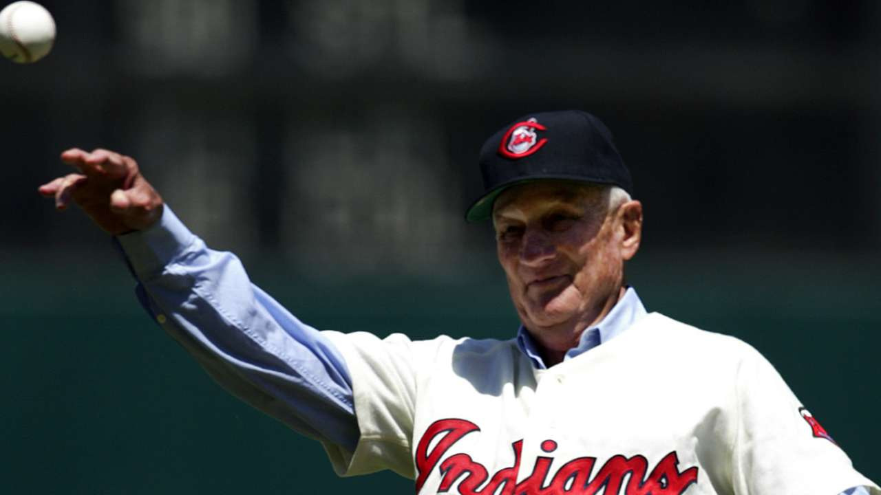 Rosen, 1953 MVP and four-time All-Star, dies at 91