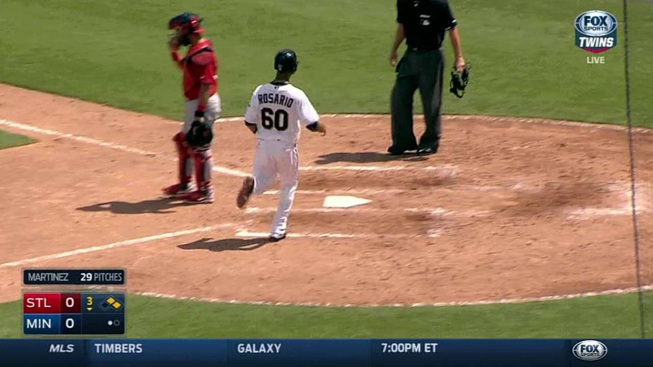 Schafer's RBI double