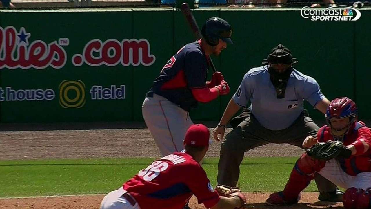 Morgan ready for long-awaited MLB debut