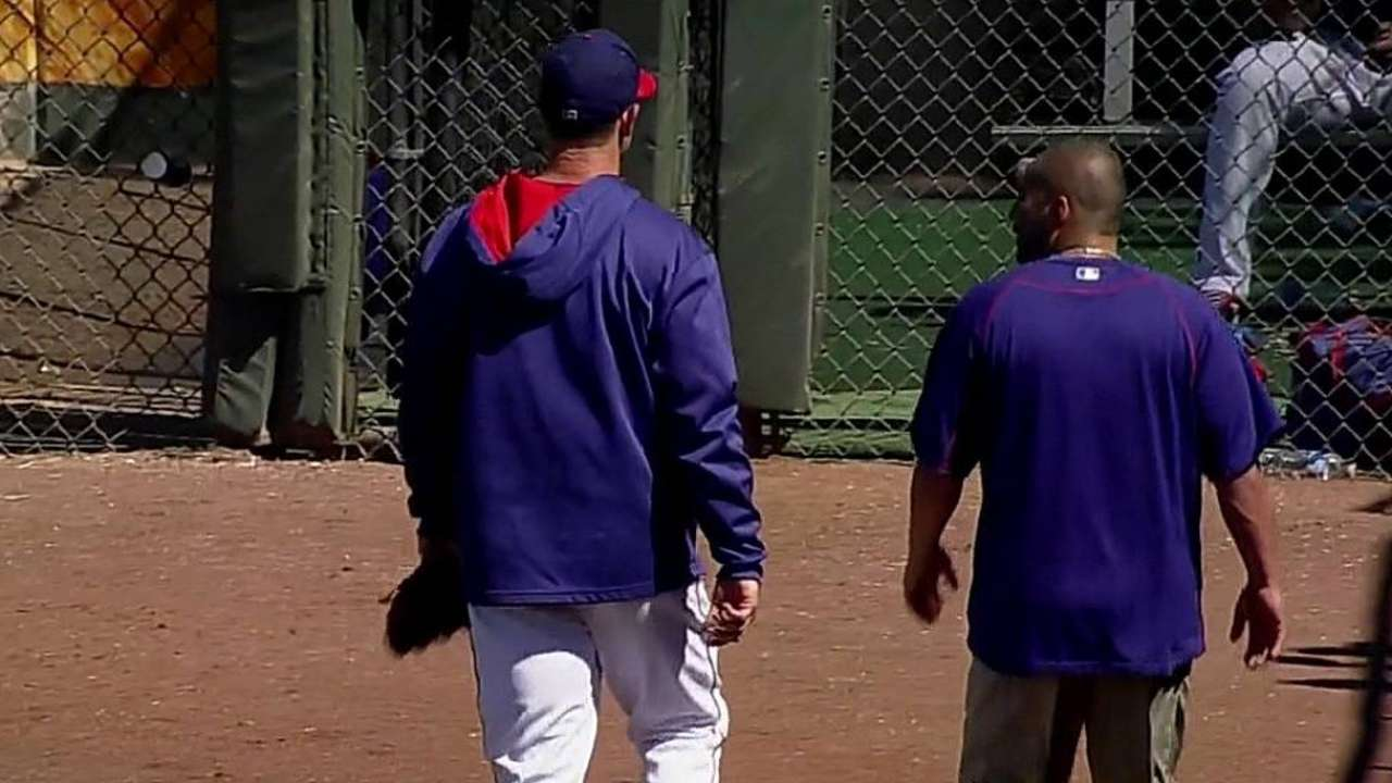Ohlendorf thrilled to finally get opportunity