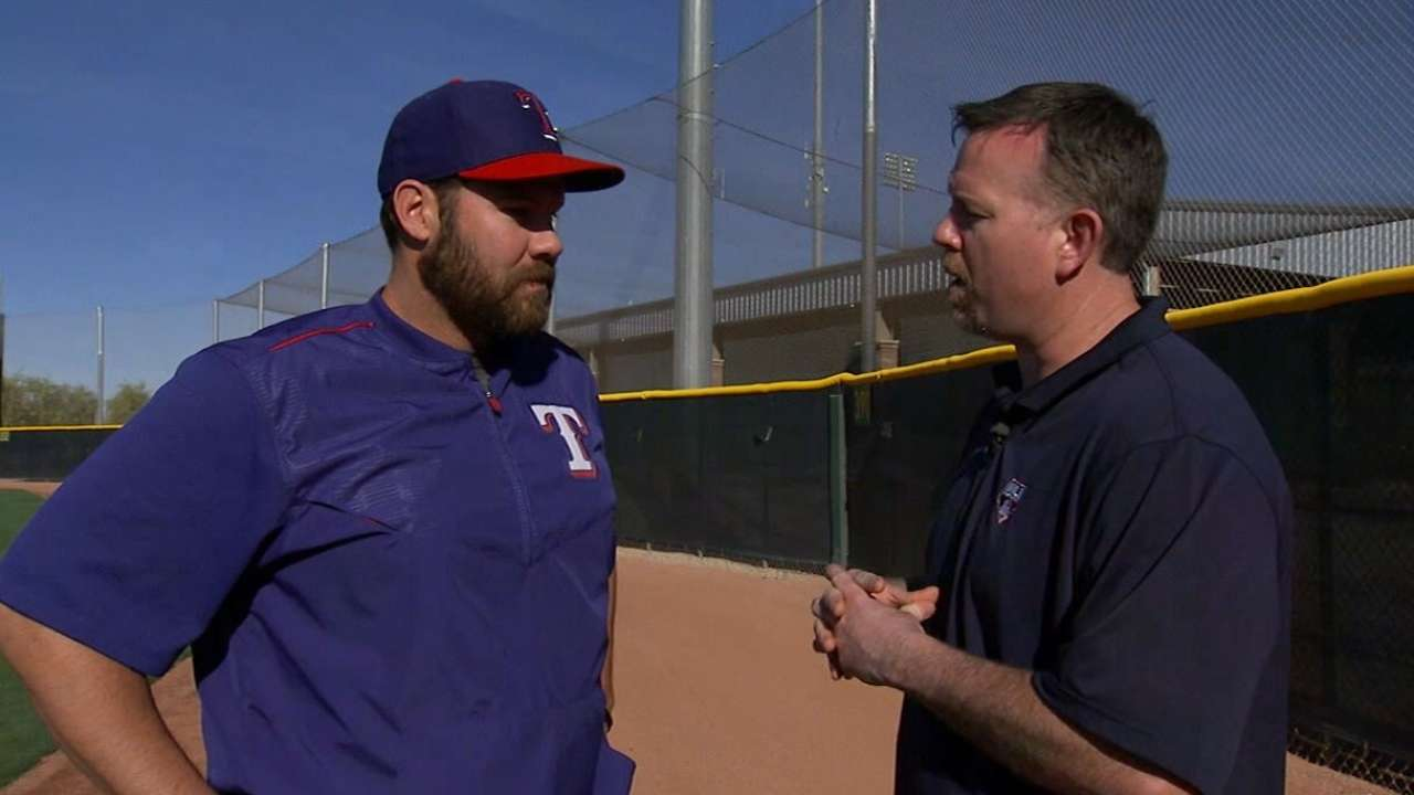 Mazara belts first homer of spring in loss to Colorado