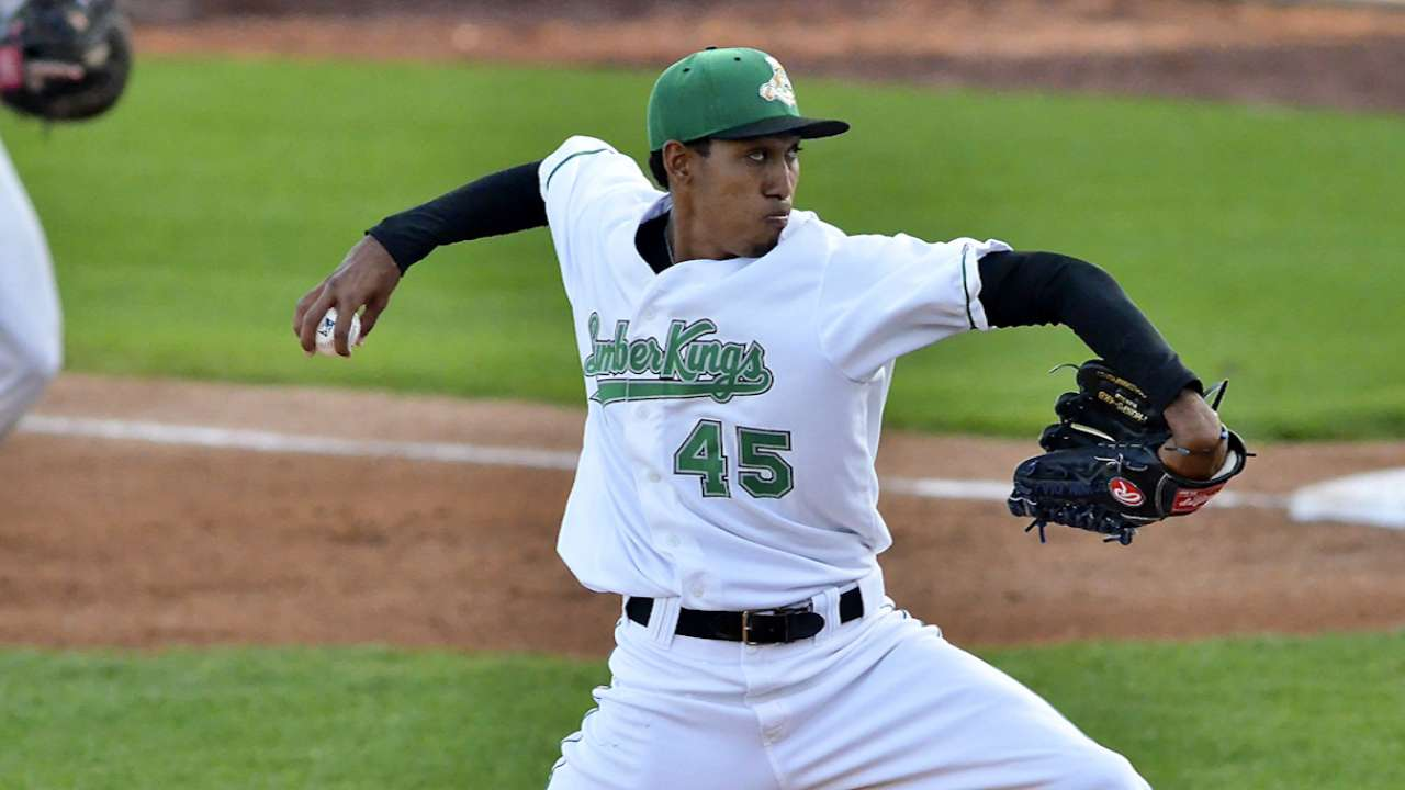 Mariners duo Diaz, Marte set for Futures Game