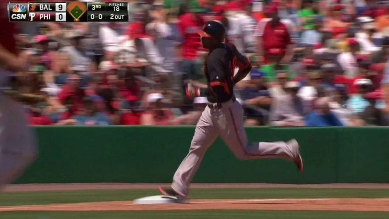 Showalter happy to see Orioles offense come alive