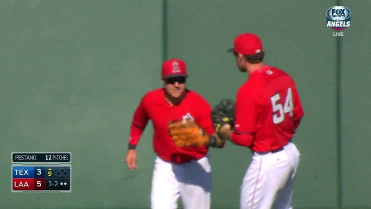 Baseball 'exciting and fun again' for Pestano