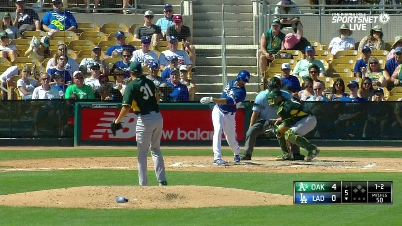 Graveman making strong case for A's rotation