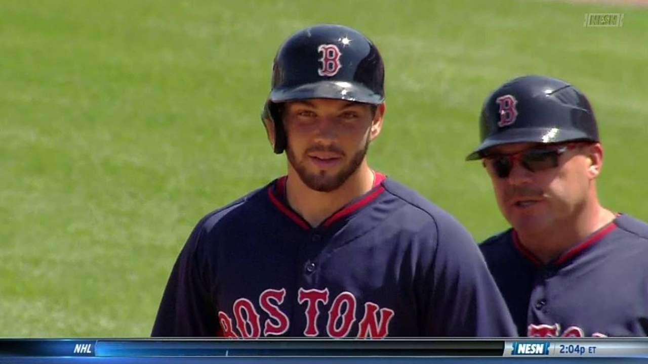 Despite injury to Vazquez, Red Sox won't rush Swihart
