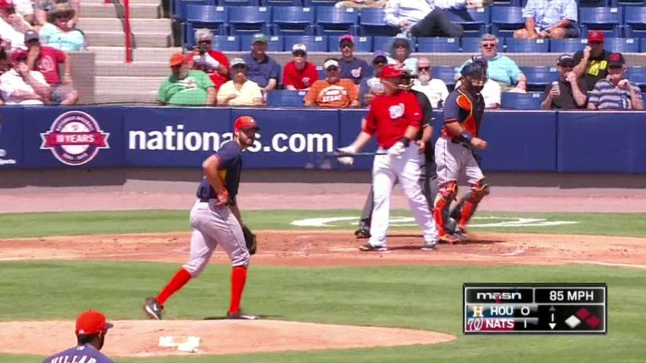 Appel ready to answer when Astros call