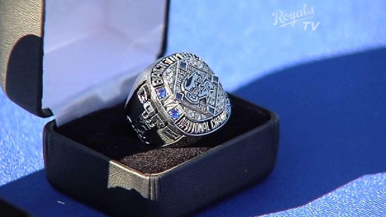 Arizona Fall League Championship Ring