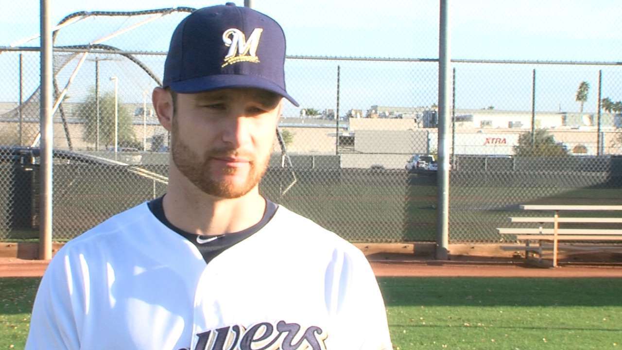 Lucroy, Lind on Brewers' offense