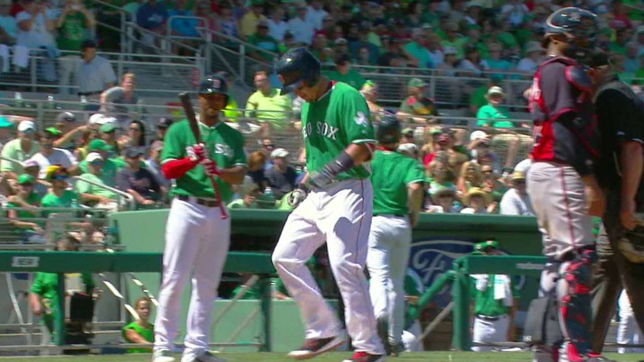 Buchholz strikes out six in outing vs. Braves