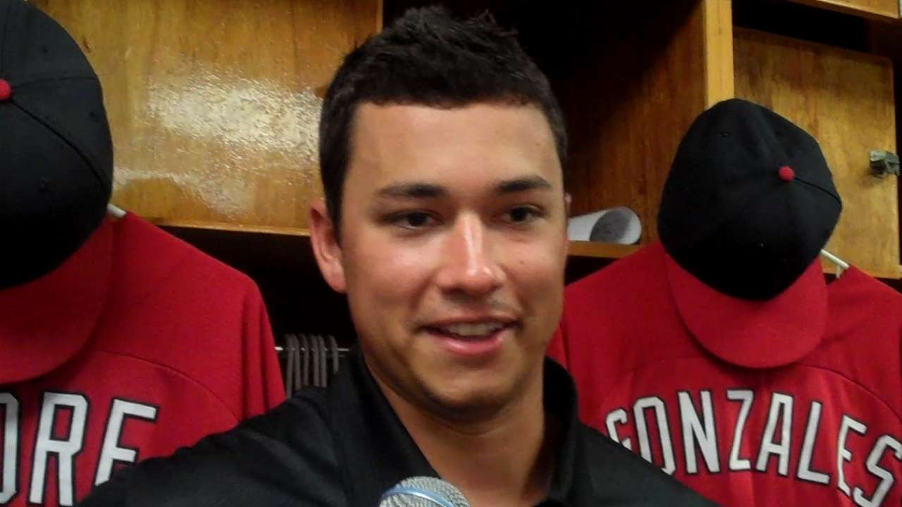 Gonzales on solid spring start