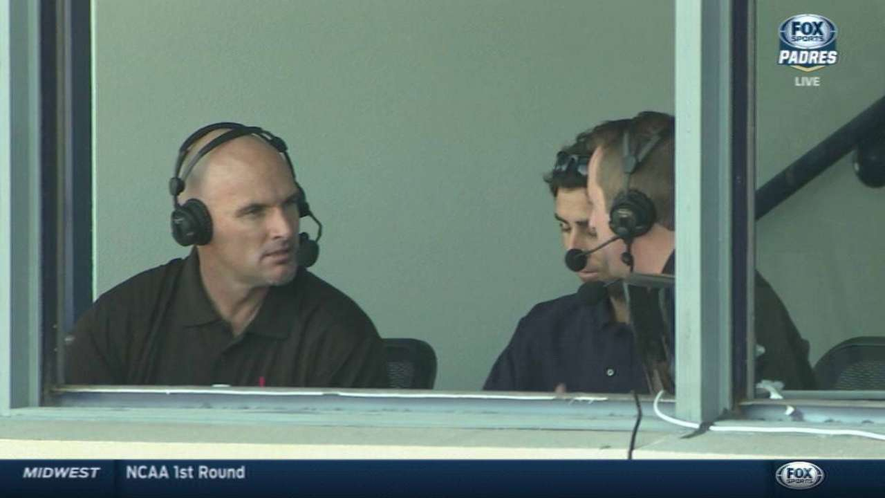 Preller joins broadcast booth