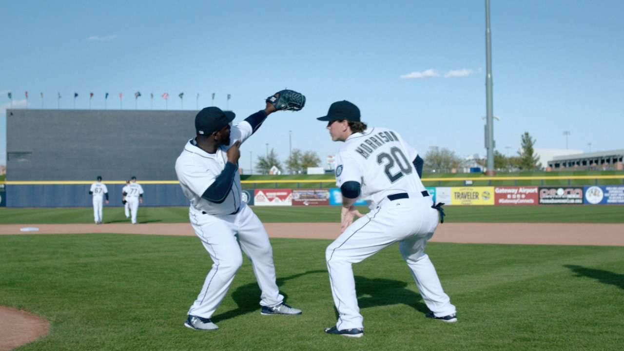 Mariners unveil four new TV ads