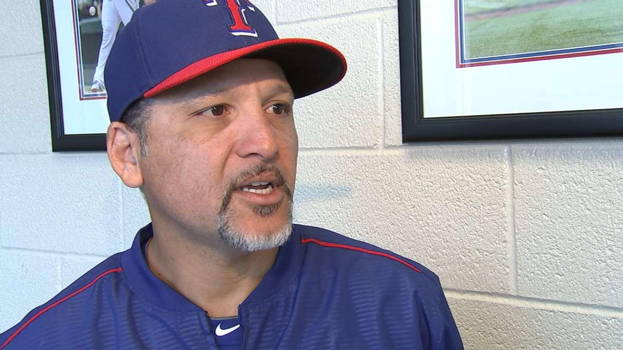 Alfaro hopes to fulfill father's athletic dream