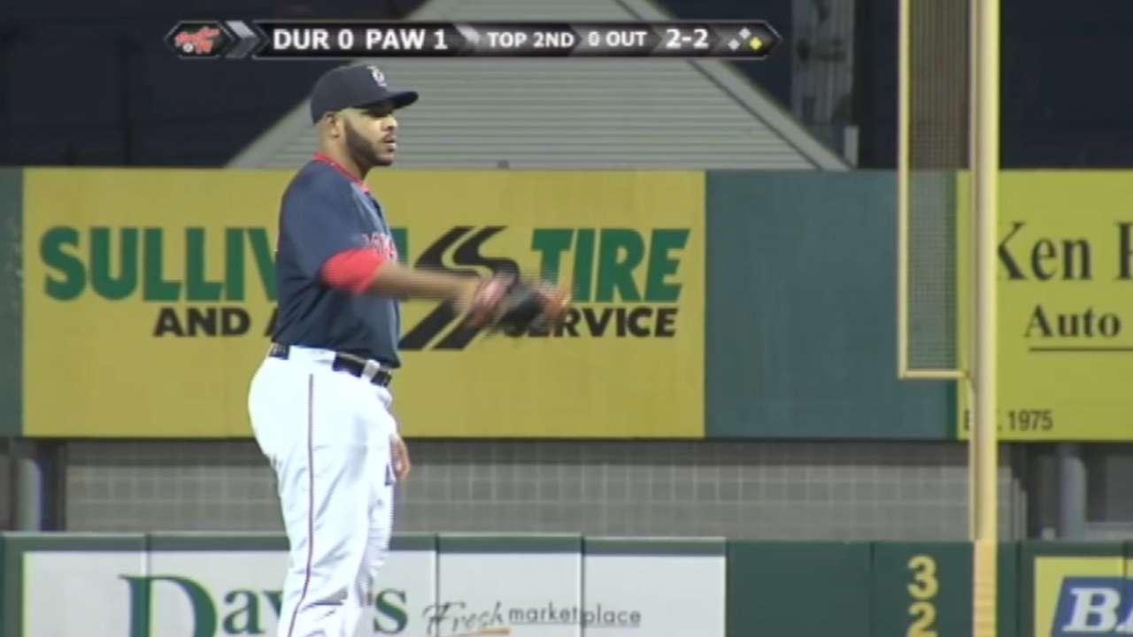 Sox activate Escobar, option him to Triple-A