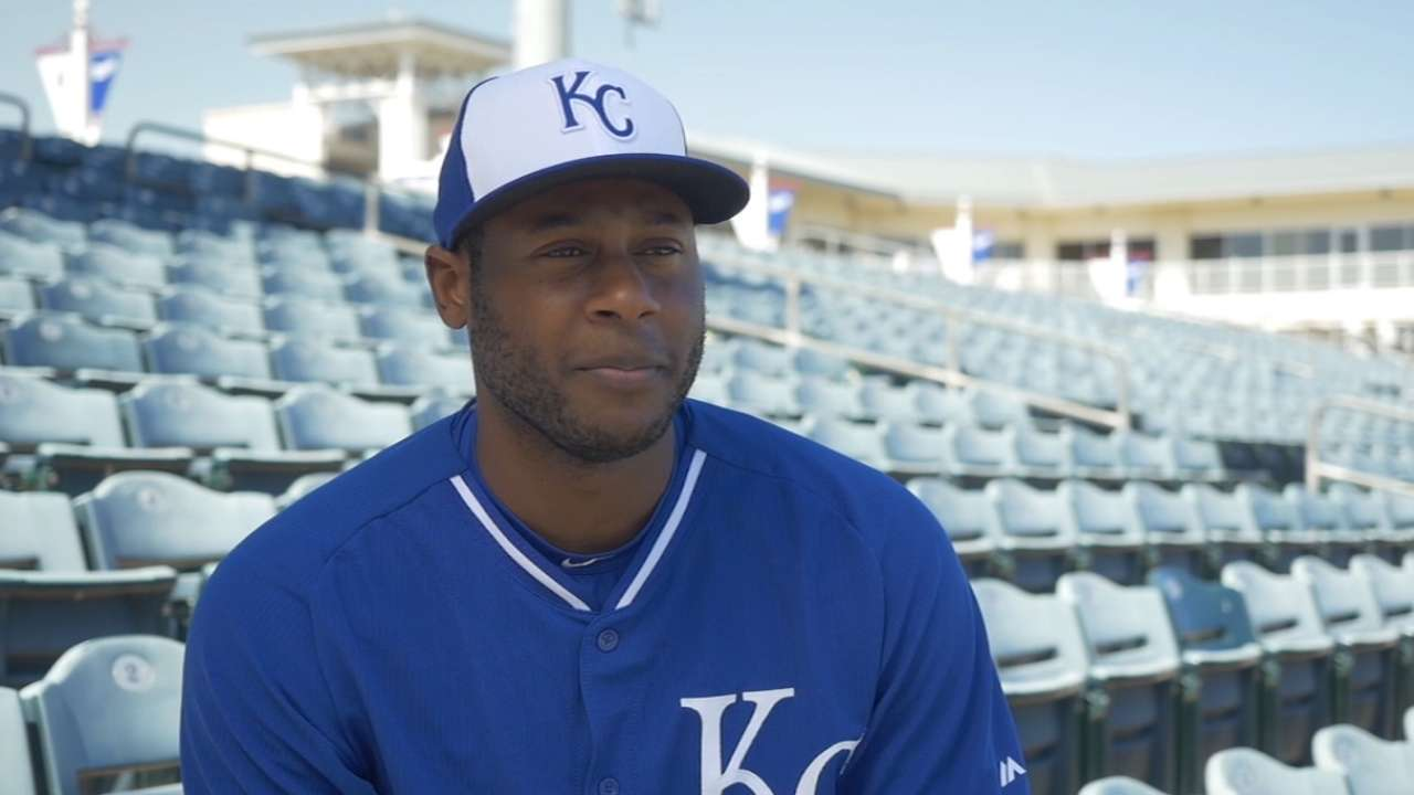 Affable Cain found success in '14 when he 'played angry'