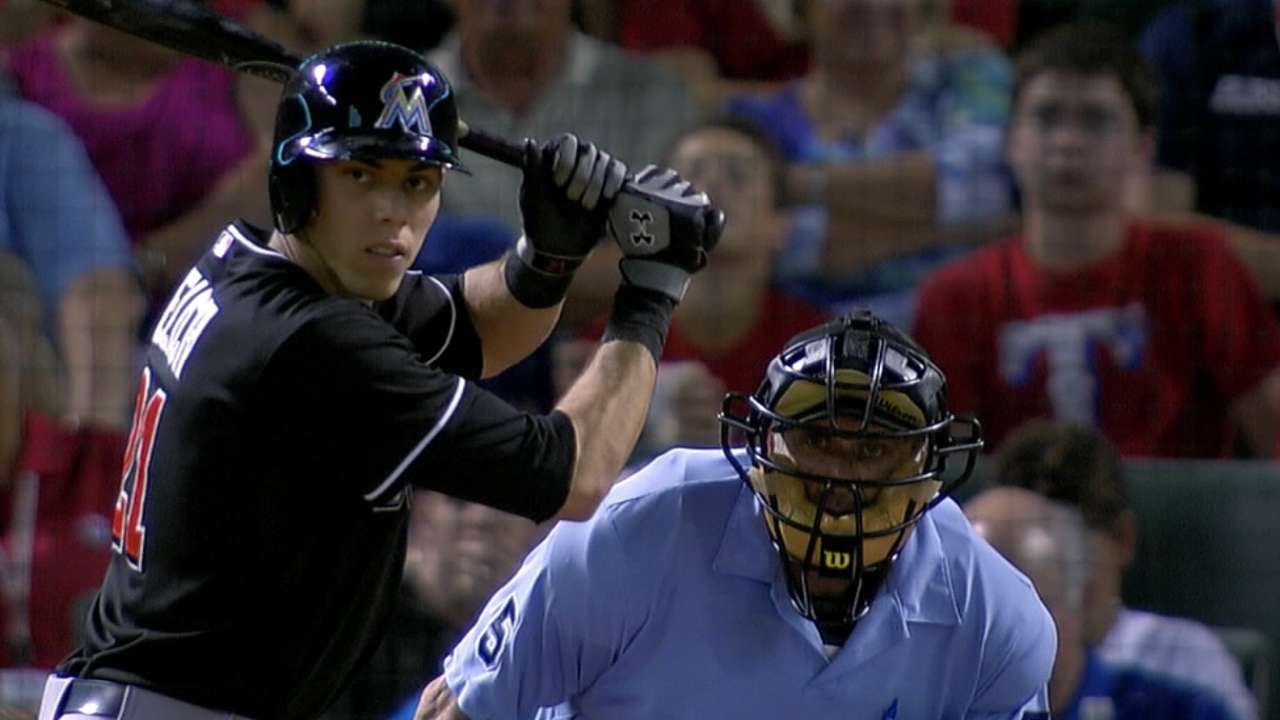 Source: Marlins, Yelich agree on 7-year deal
