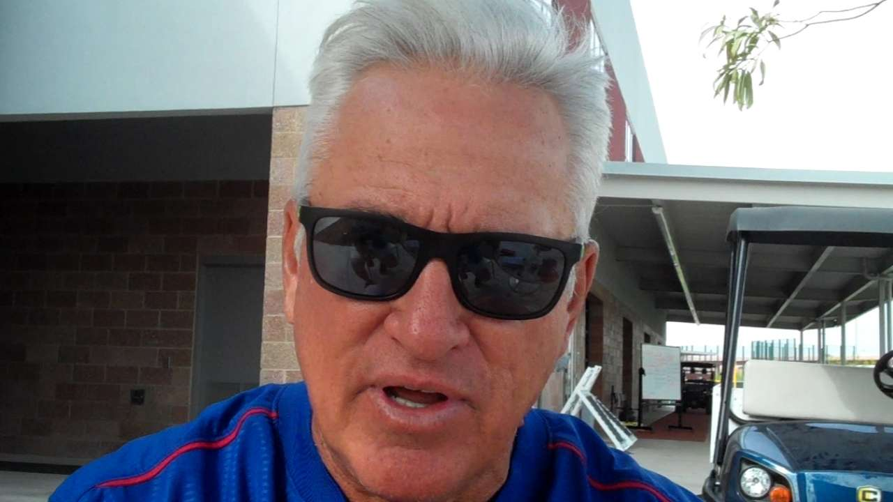 Zimmer's lessons continue to inspire Maddon