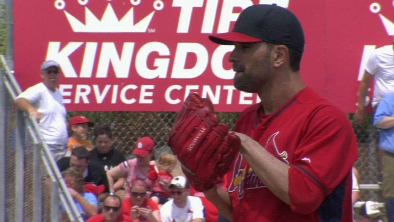 Checking in: 7 spring questions for the Cardinals