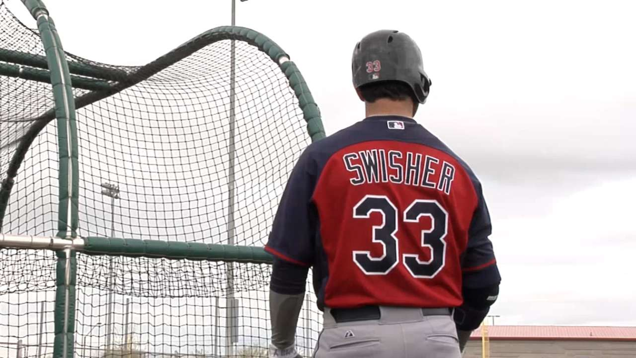 Swisher's recovery starts to pick up steam