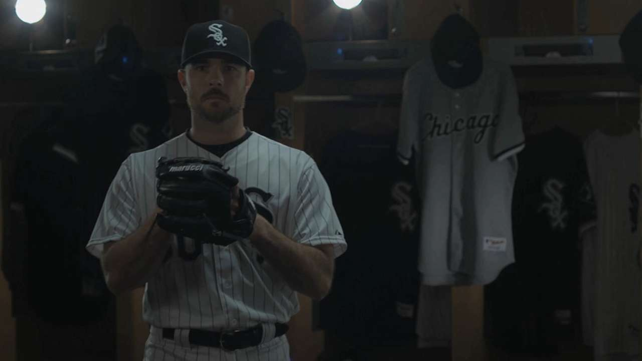 White Sox unveil TV campaign featuring new additions