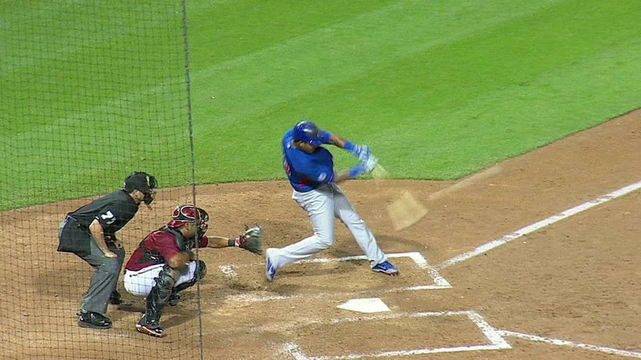 Castro's two-run double