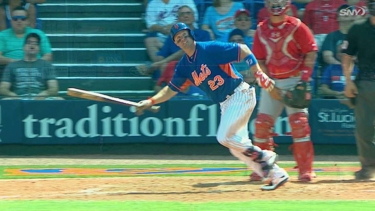 Cuddyer, Granderson lead way for Mets