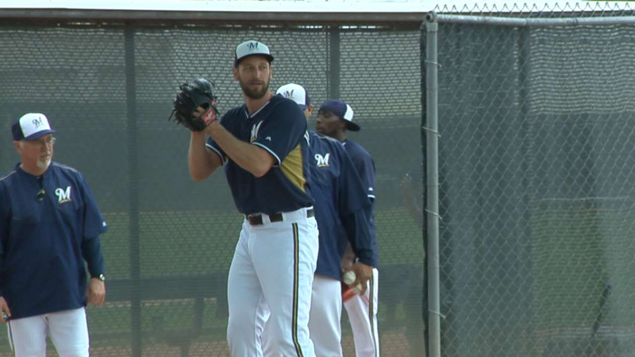 Velocity down, Henderson exits big league camp