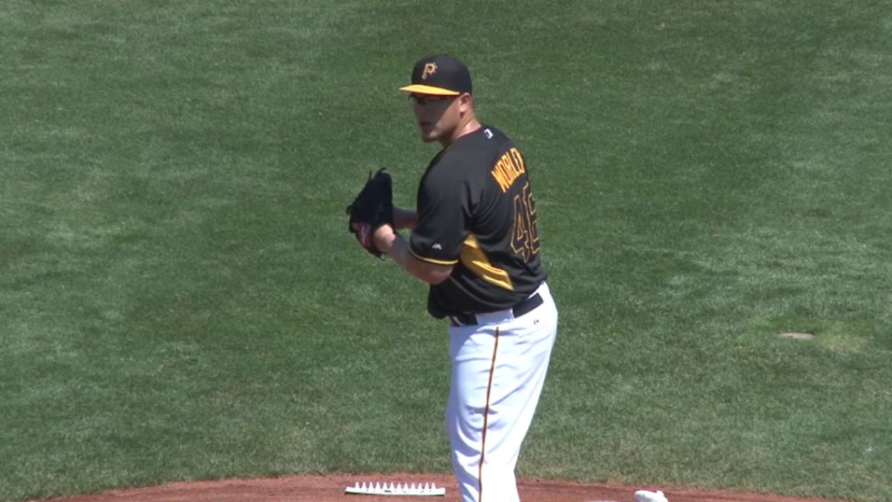 Richard feels good after longest outing of spring