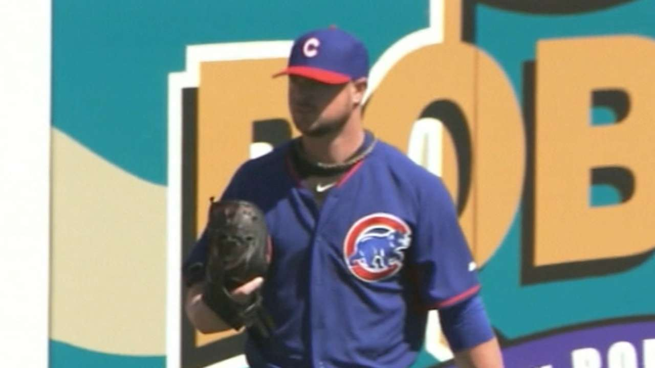 After 'pen session, Lester confident he's on track