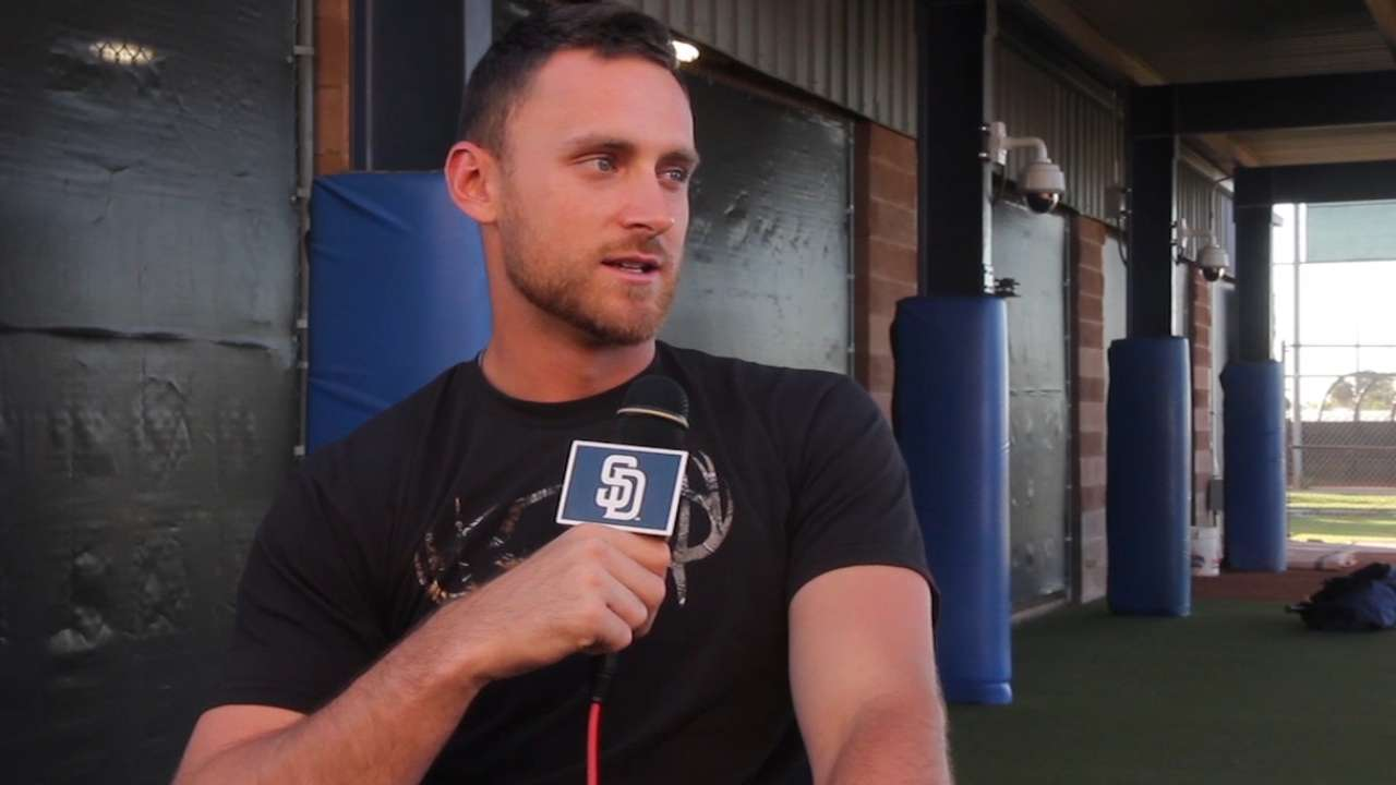 barry m bloom once under the radar padres third baseman will 3 20 15 will middlebrooks