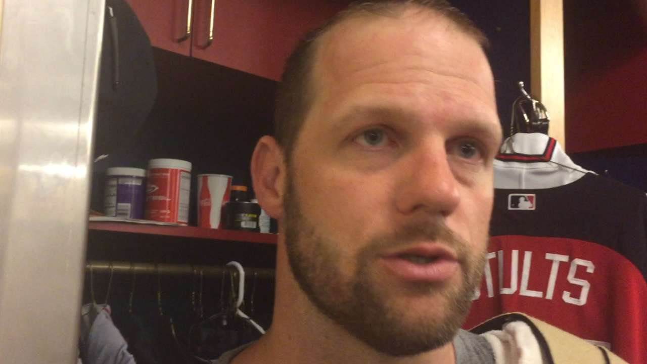 Stults stays in rotation mix with strong outing