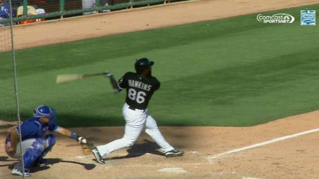 White Sox trim roster to 41 players