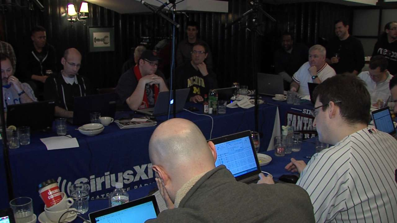Tout Wars Fantasy Draft: How MLB.com experts fared