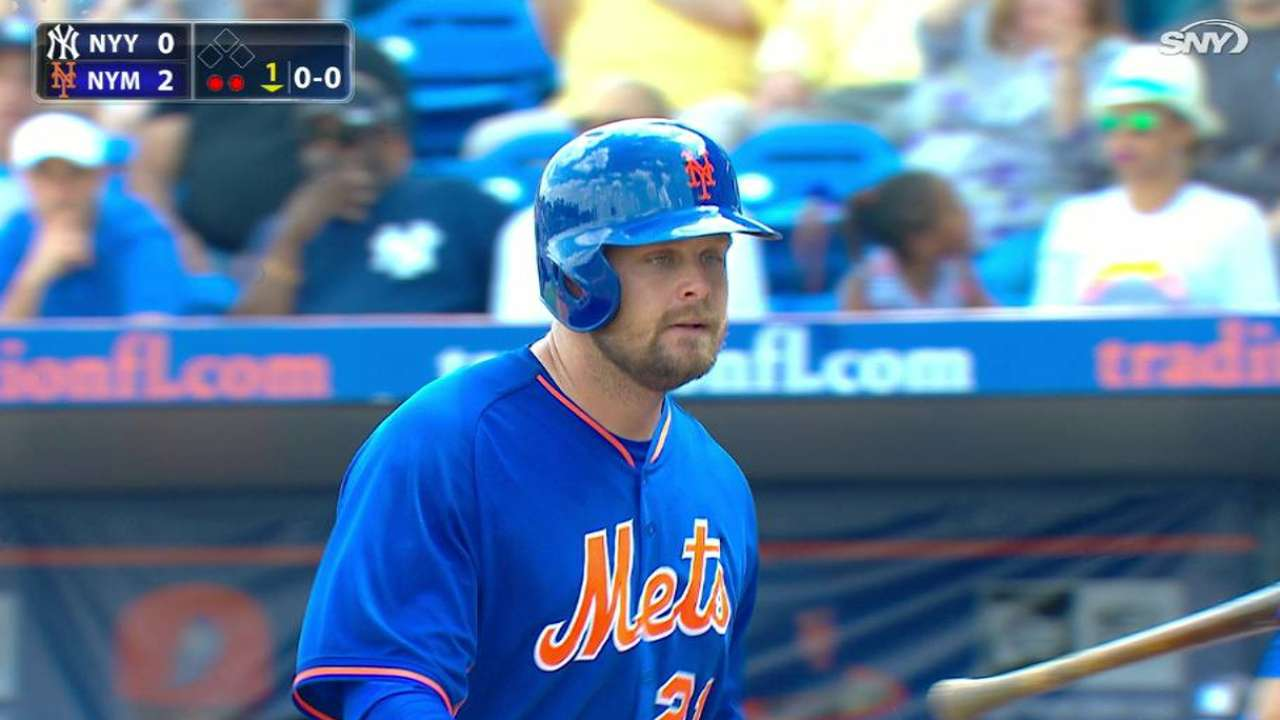 Collins doesn't want Mets to fixate on hitting homers